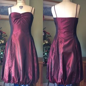 Dresses & Skirts - Iridescent Taffeta Party Dress. Size 6 or 8.
